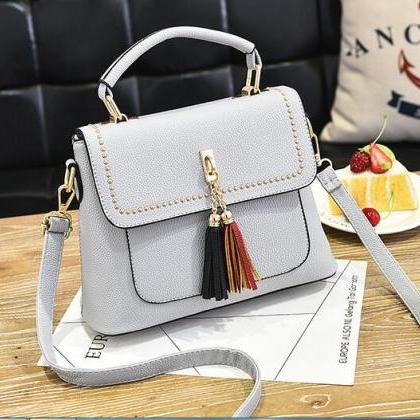 Tassel Women Messenger Bags Cross B..