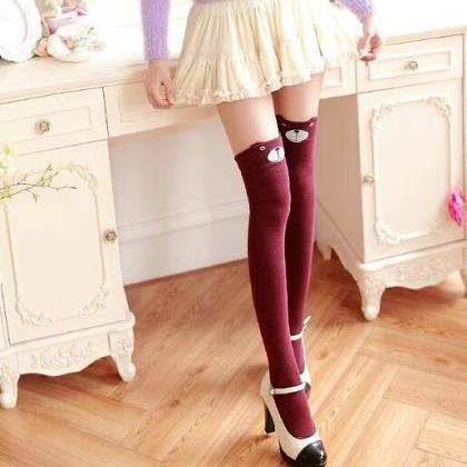 Women's Fashion Cute 3D Cartoon Ani..