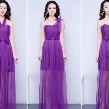 New Convertible Dress Long Bridesma..