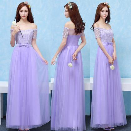 Bridesmaid Dresses Long Prom New St..