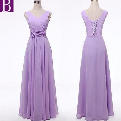 Good New Purple Evening Party Prom ..
