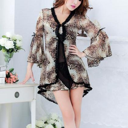 Hot Sale New Leopard Women Sexy Lin..