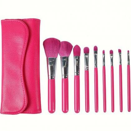 7pcs Makeup Brushes Set Eyebrow Fou..