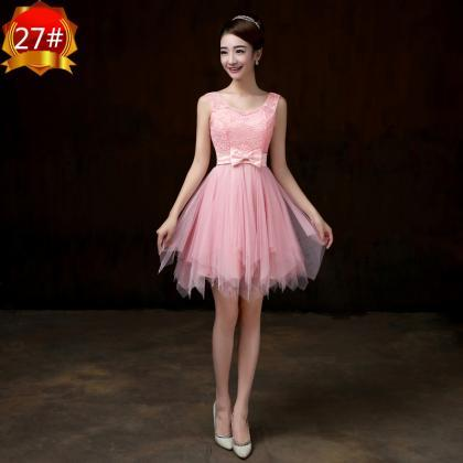 Nice Women's Bridesmaid Dress Eveni..