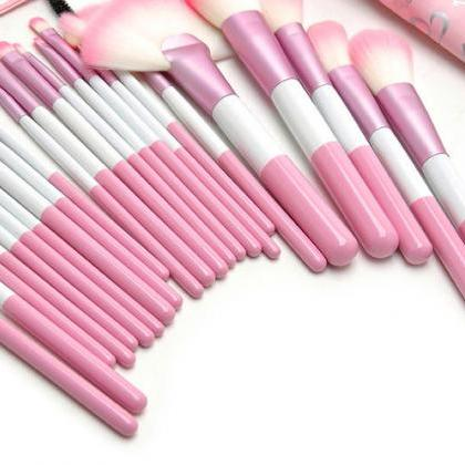 Professional 24 pcs Makeup Brushes ..