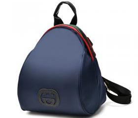 Women Nylon Mini Bac..