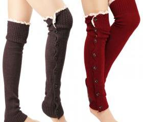 Women Warmer Knee Hi..