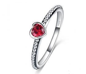 Women's Heart Ring