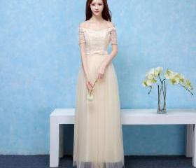 Bridesmaid Dresses L..