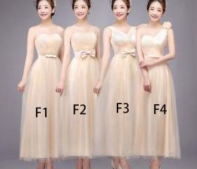 Nice Women Bridesmai..