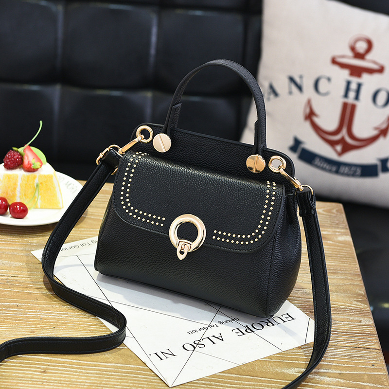 429386531e2 Fashion Mini Women Handbag For Girls Women's Shoulder Bag Crossbody Women  Chain Bag - Black