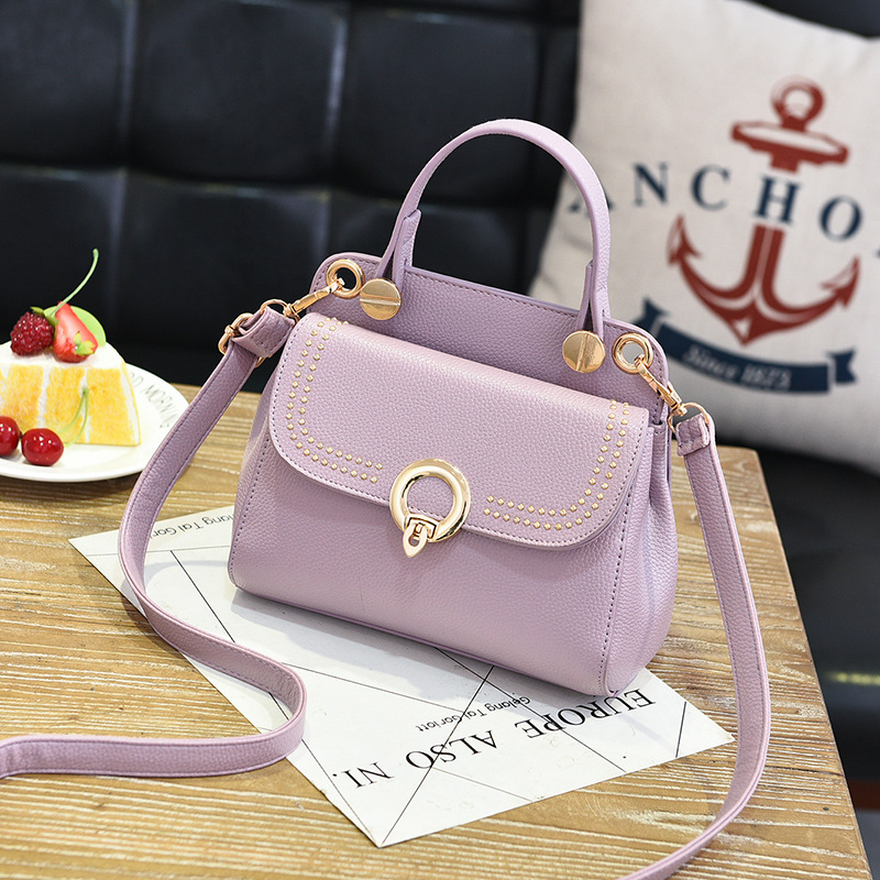 3fdc6adb88d Fashion Mini Women Handbag For Girls Women's Shoulder Bag Crossbody Women  Chain Bag - Purple