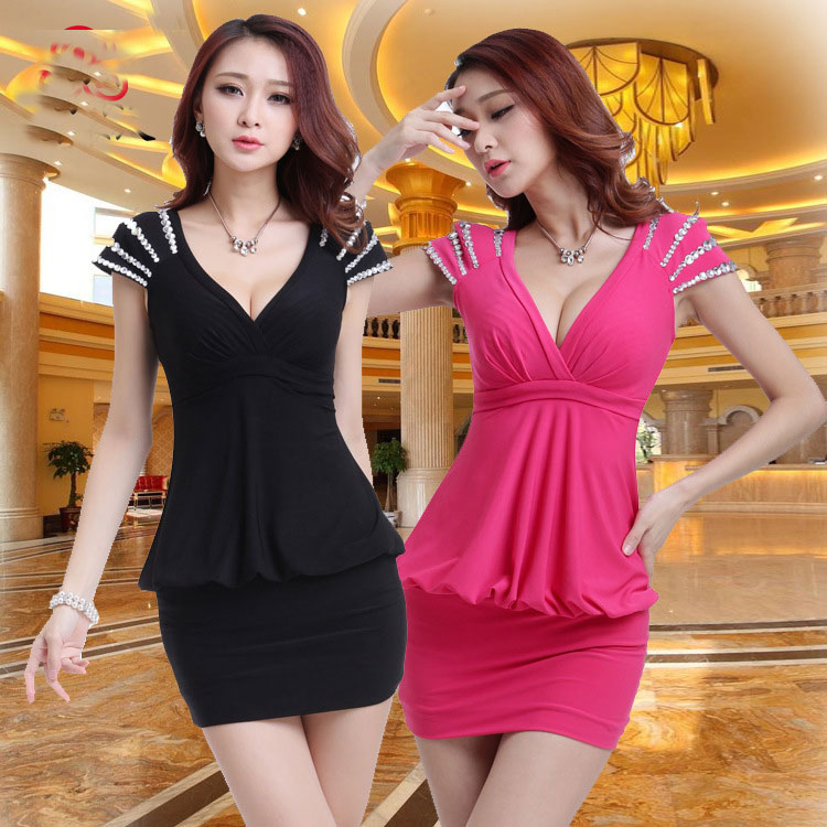 New Arrival Summer women Sexy Bodycon Dresses