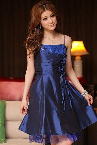 Hot Sale New Sequined Women's Evening Formal Party Dress
