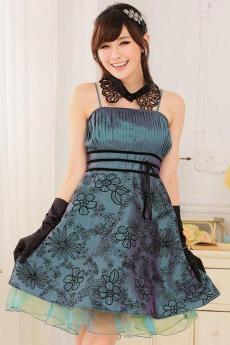 New Design Elegant Women's Evening Formal Party Dress