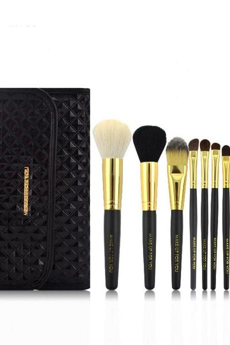 Fashion 12pcs Professional Makeup Brush Set Makeup Tools