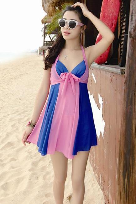 New summer women swimsuit swimdress