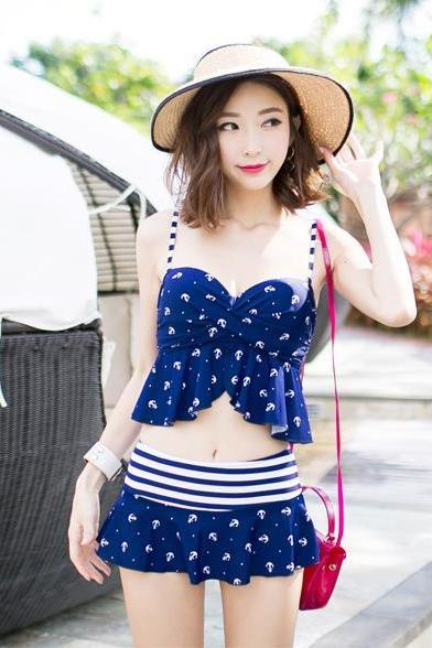 New Arrive Cute Summer Swimwear Swimsuit Dress For Women