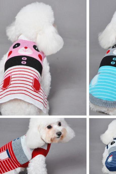 Winter And Autumn Dog Clothes