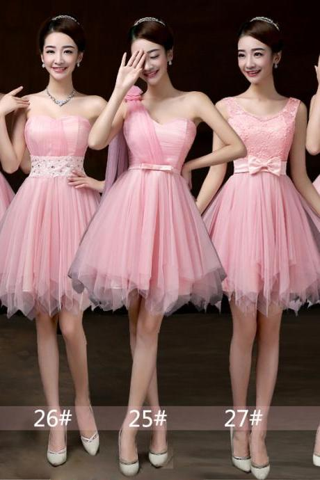 Nice Women's Bridesmaid Dress Evening Party Prom Dress