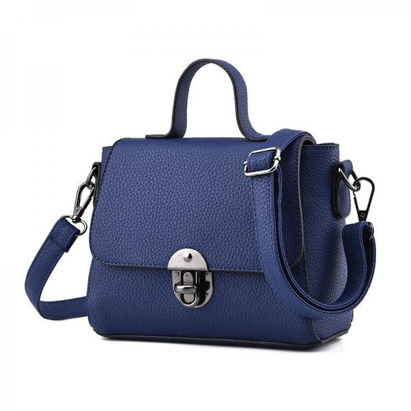 New Women Messenger Shoulder Mini Bag - Blue