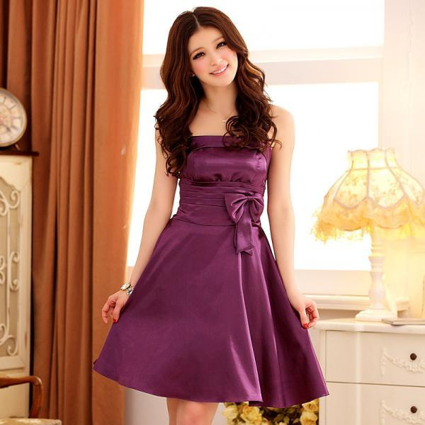 New Arrival Fashion Elegant Women's Evening Formal Party Dress