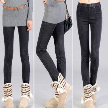 New Fashion Girl's Thickening Leggings